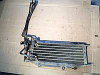Радиатор кондиционера нижний с Mitsubishi Pajero Wagon 2 1998 г.в.