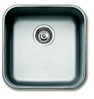 Кухонная мойка встраиваемая под столешницу  Teka BE 40x40x18 микродекор