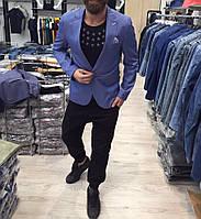 Стильный мужской пиджак