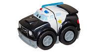 Конструктор Mega Bloks First Builders для детей ясельного возраста Полицейский автомобиль (80404)
