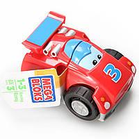Конструктор Гоночный автомобиль  Mega Bloks First Builders для детей ясельного возраста (80401)