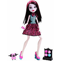 Кукла Монстер Хай Дракулора Карнавал Страха (Скарнивал), Monster High Scarnival Draculaura Doll