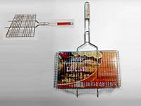 Решетка для барбекю Stenson (плоская большая)