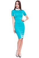Женское деловое платье Ангола