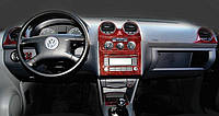 Декоративные накладки салона Volkswagen Caddy (Фольксваген кадди)