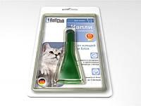 Капли от клещей и блох для кошек до 4кг RolfClub