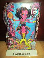 Кукла Монстер Хай Кала Мэрри Monster High Great Scarrier Reef Down Under Ghouls Kala Mer'ri