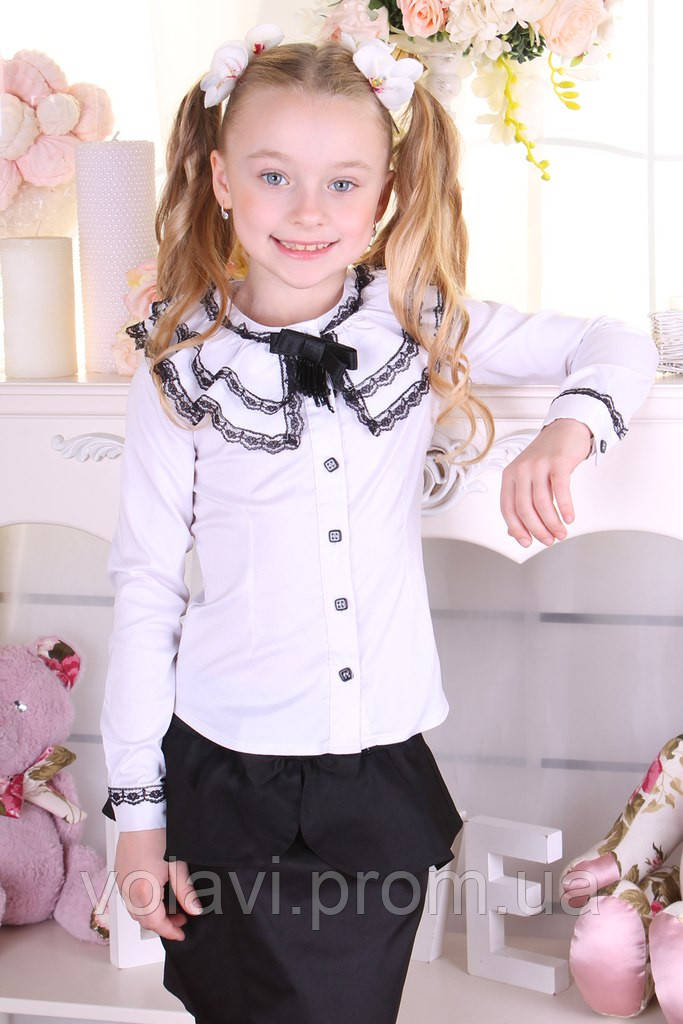 Блузки Для Девочек Модные Доставка