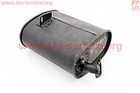 Глушитель (генератора 2-3,5кВт) 168F