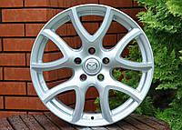 Литые диски R17 5х114.3, купить литые диски на MAZDA 3 5 6 CX5 MPV MX-6, авто диски Мазда Xedos RX8 Tribute