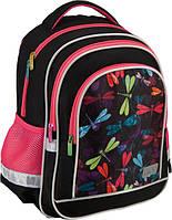 Школьный ранец Kite для девочек Dragonfly