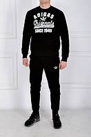 Спортивный Костюм Adidas Originals, мужской, черный