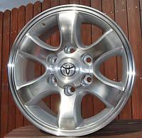 Литые диски R17 6х139.7, купить литые диски на TOYOTA HIACE HILUX, авто диски TOYOTA 4-Runner