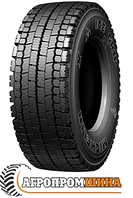 Грузовая шина MICHELIN XDW ICE GRIP 245/70 R19.5 136/134L TL ведущая ось