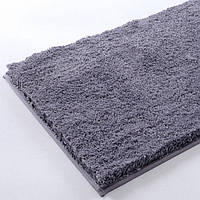Набор ковриков для ванной 70х120+45х60  Irya  FLOOR серый