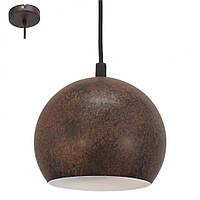 Подвесной светильник (люстра) EGLO PETTO 49233 (винтаж)