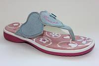 Модные летние детские шлёпанцы ТМ Kids Blooms (Украина) 26-31р.