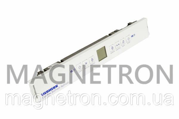 Плата индикации и панель управления к холодильнику Liebherr 6124008, фото 2
