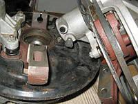 Кулак поворотный в сборе с тормозной системой левый Таврия Славута ЗАЗ 1102 1103