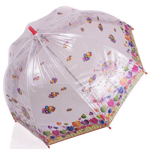 Чудесный детский механический  зонт-трость ZEST (ЗЕСТ) Z51510-14