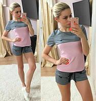 Летний спортивный костюм женский Nike
