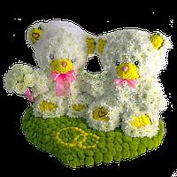 Игрушки из живых цветов купить, фото 1