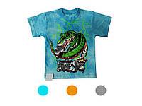 "Футболка варенка ""Динозавр Рекс"" , детская одежда"