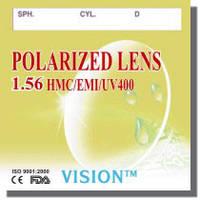 Полимерная, поляризованная линза, World Vision Ukraine