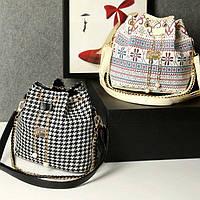 Стильная сумка-мешок. Высокое качество. Удобная в использовании сумка. Интернет магазин. Код: КД97