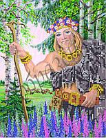 Схема для вышивания бисером Народные традиции. Велес КМР 4095