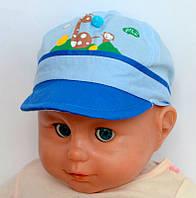 Бейсболка кепка летняя детская
