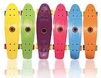 "Скейт Penny Board Пенни борд лонгборд 22"""