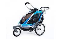 Коляска для детей THULE Chariot Chinook 1 + крепление к велосипеду