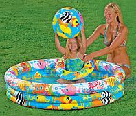 Детский надувной бассейн Intex 59469 (с набором)