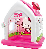 Надувной детский игровой центр Intex 48631 Hello Kitty