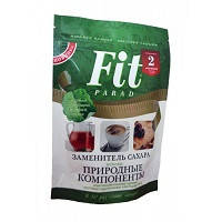 ФитПарад №7 (дой-пак 400 г) – натуральный сахарозаменитель для любителей сладкого, желающих похудеть