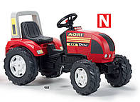Детский трактор на педалях Falk 981 Farm Trac