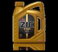 Синтетическое моторное масло ZIC TOP 5W-30 ✔ 4л.