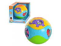 Развивающая игрушка-Сортер «Музыкальный мячик», WinFun