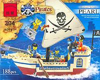 Конструктор Brick Пираты 304