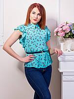 Легкая шифоновая блуза (В.И.К)