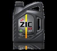 Синтетическое моторное масло ZIC X7 DIESEL 5W-30  ✔ 4л.