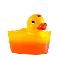 Глицериновое мыло - Утка (большая игрушка), 80 г