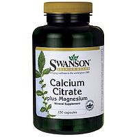 Кальций & Магний (цитрат) 150 капс. (300/150 мг)