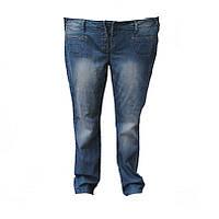 Женские джинсы батальные р-56