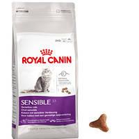 Royal Canin Sensible 33 для кошек с чувствительным пищеварением - 10 кг