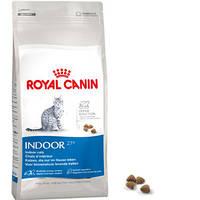 Royal Canin Indoor 27 для взрослых кошек не покидающих помещение - 10 кг