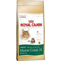 Royal Canin Maine Coon 31 для котов и кошек породы Мэйн Кун - 10 кг
