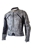 Рыцарская мотокурточка для настоящих байкеров  Montecatena Rotas Legend размер 48