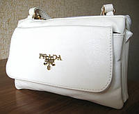 """Модная сумка с логотипом  """"PRADA"""""""